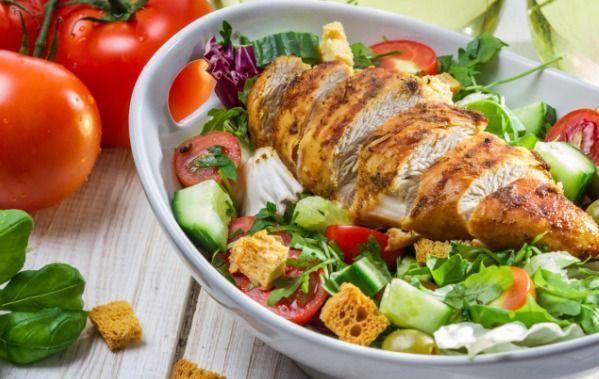 Как питаться для набора мышечной массы