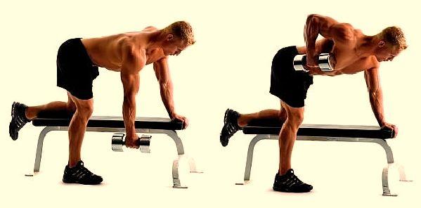 Базовые упражнения на руки